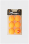 Table Tennis :: Balls 1 Star orange