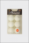 Table Tennis :: Balls 1 Star White