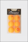Table Tennis :: Balls 3 Star Orange