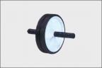 Exercise Equipment  ::  Double Exercise Wheel
