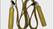Exercise Equipment  ::  Skipping Rope – Leather