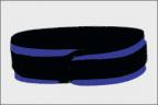 Weight Lifting Belts  ::  Nylon