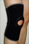 Knee Support  ::  Neoprene Open Patella