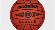 Netball Balls  ::  Orange