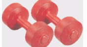 Dumbbells  ::  Plastic Dumbbells