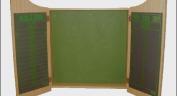 Dartboard Cabinets  ::  Wooden